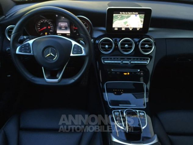 Mercedes Classe C Break 220 d Sportline 7G-Tronic Plus GRIS TENORITE Occasion - 5