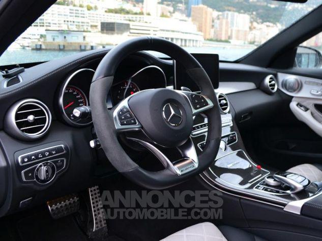 Mercedes Classe C Break 63 AMG S Speedshift MCT AMG Gris Selenite Occasion - 3