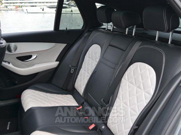 Mercedes Classe C Break 63 AMG S Speedshift MCT AMG Gris Selenite Occasion - 13