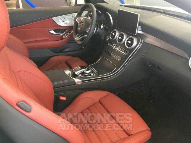 Mercedes Classe C Cabriolet 220 d 170ch Sportline 9G-Tronic BLANC DIAMANT Occasion - 3