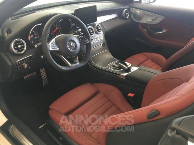 Mercedes Classe C Cabriolet 220 d 170ch Sportline 9G-Tronic BLANC DIAMANT Occasion - 5