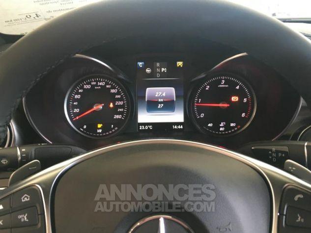 Mercedes Classe C Cabriolet 220 d 170ch Sportline 9G-Tronic BLANC DIAMANT Occasion - 6