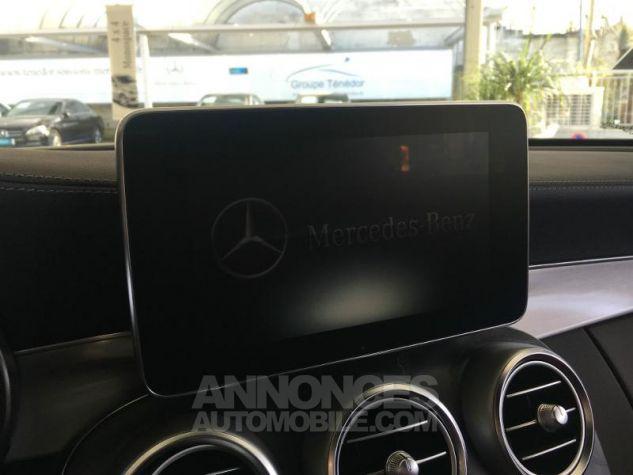 Mercedes Classe C Cabriolet 220 d 170ch Sportline 9G-Tronic BLANC DIAMANT Occasion - 8