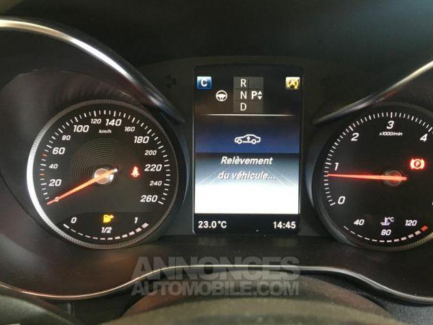Mercedes Classe C Cabriolet 220 d 170ch Sportline 9G-Tronic BLANC DIAMANT Occasion - 13