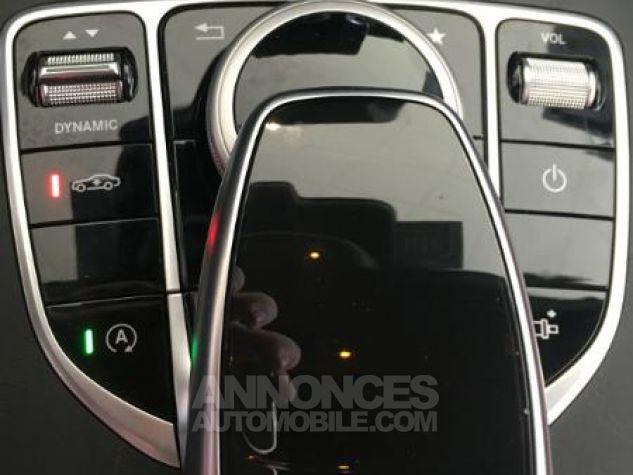 Mercedes Classe C Cabriolet 220 d 170ch Sportline 9G-Tronic BLANC DIAMANT Occasion - 14