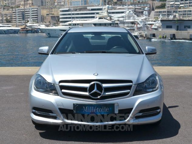 Mercedes Classe C Coupe 220 CDI 7GTronic Gris Occasion - 1