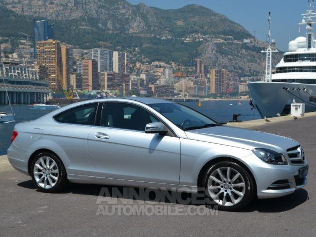 Mercedes Classe C Coupe 220 CDI 7GTronic Gris Occasion - 2