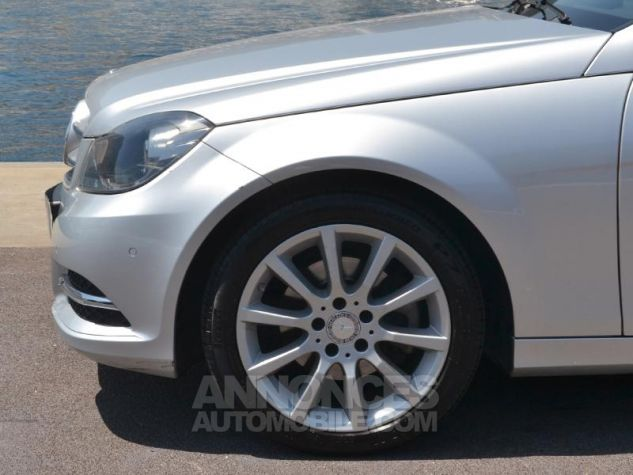 Mercedes Classe C Coupe 220 CDI 7GTronic Gris Occasion - 6