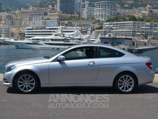 Mercedes Classe C Coupe 220 CDI 7GTronic Gris Occasion - 7