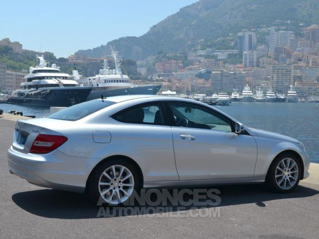 Mercedes Classe C Coupe 220 CDI 7GTronic Gris Occasion - 10