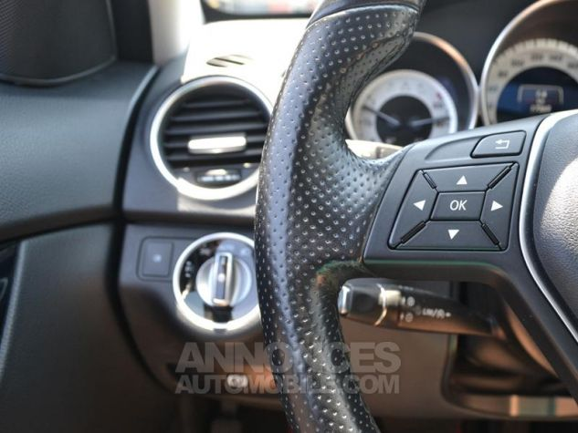 Mercedes Classe C Coupe 220 CDI 7GTronic Gris Occasion - 15