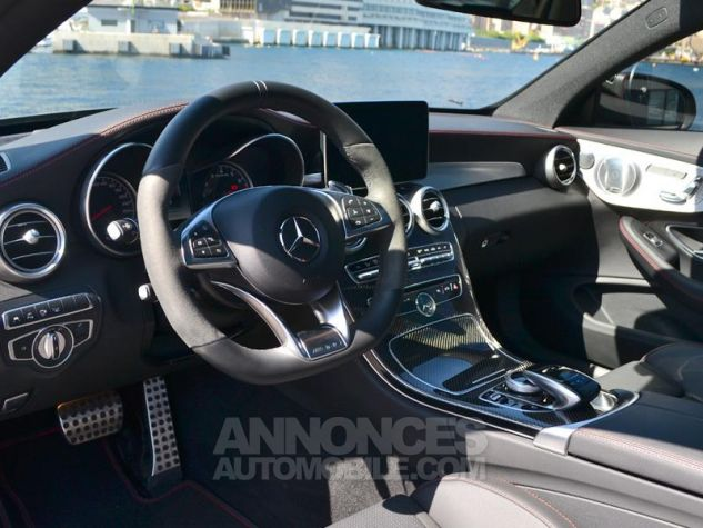 Mercedes Classe C Coupe 43 AMG 367ch 4Matic 9G-Tronic Noir Occasion - 3