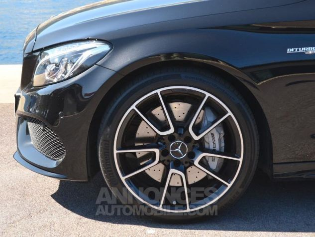 Mercedes Classe C Coupe 43 AMG 367ch 4Matic 9G-Tronic Noir Occasion - 6