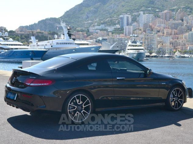 Mercedes Classe C Coupe 43 AMG 367ch 4Matic 9G-Tronic Noir Occasion - 10