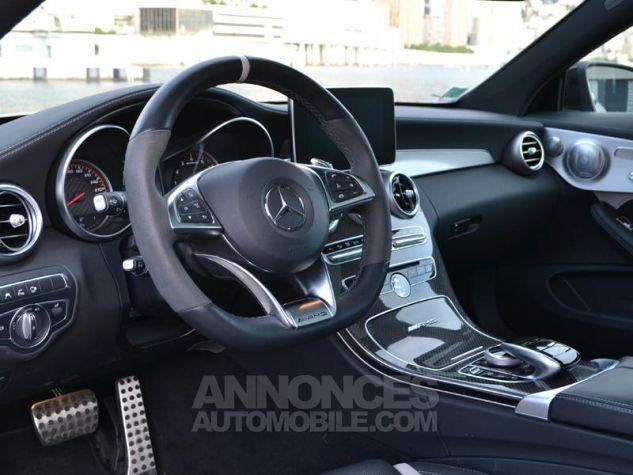 Mercedes Classe C Coupe 63 AMG S 510ch Speedshift MCT Blanc Diamant Bright Designo Occasion - 3