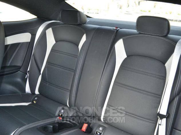 Mercedes Classe C Coupe 63 AMG S 510ch Speedshift MCT Blanc Diamant Bright Designo Occasion - 5