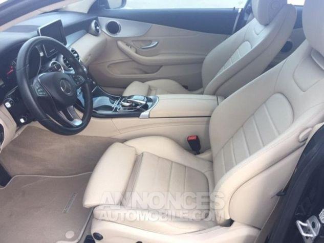 Mercedes Classe C Coupe Sport 180 156ch Executive 7G-Tronic Plus NOIR Occasion - 2