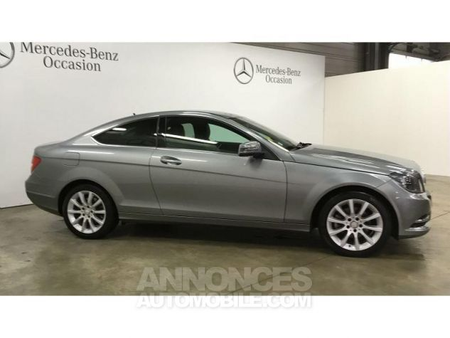 Mercedes Classe C Coupe Sport 220 CDI Executive Argent Palladium Occasion - 15