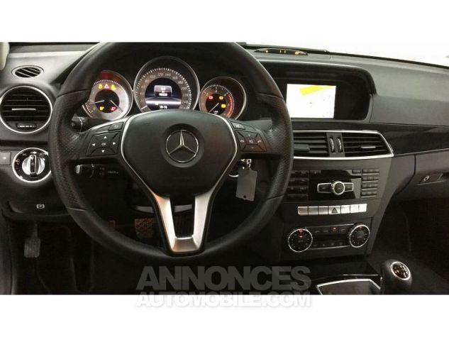 Mercedes Classe C Coupe Sport 220 CDI Executive Argent Palladium Occasion - 16