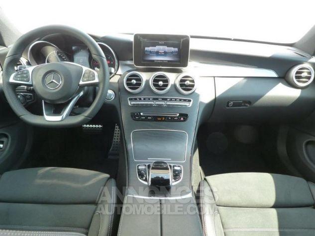 Mercedes Classe C Coupe Sport 220 d 170ch Sportline 9G-Tronic Blanc Polaire Occasion - 2