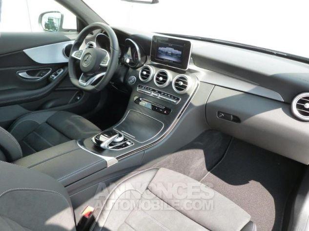 Mercedes Classe C Coupe Sport 220 d 170ch Sportline 9G-Tronic Blanc Polaire Occasion - 3