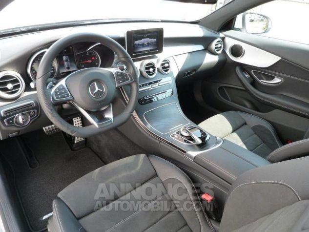 Mercedes Classe C Coupe Sport 220 d 170ch Sportline 9G-Tronic Blanc Polaire Occasion - 6