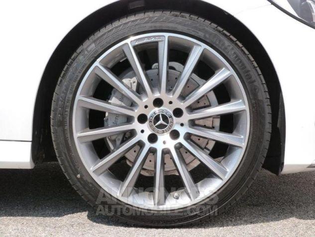 Mercedes Classe C Coupe Sport 220 d 170ch Sportline 9G-Tronic Blanc Polaire Occasion - 13