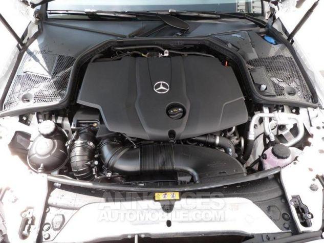 Mercedes Classe C Coupe Sport 220 d 170ch Sportline 9G-Tronic Blanc Polaire Occasion - 14