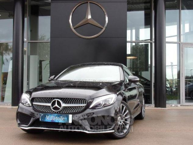 Mercedes Classe C Coupe Sport 220 d 170ch Sportline 9G-Tronic NOIR OBSIDIENNE Occasion - 0