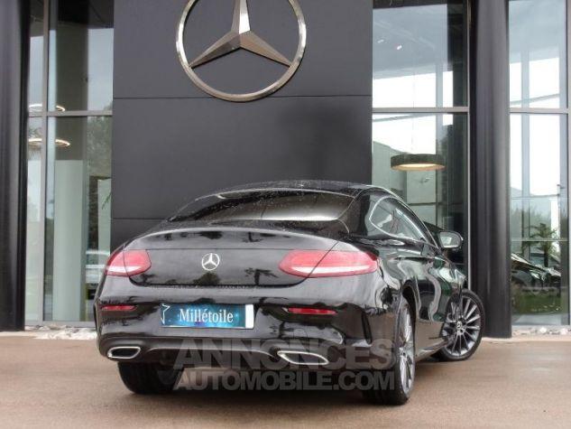 Mercedes Classe C Coupe Sport 220 d 170ch Sportline 9G-Tronic NOIR OBSIDIENNE Occasion - 1