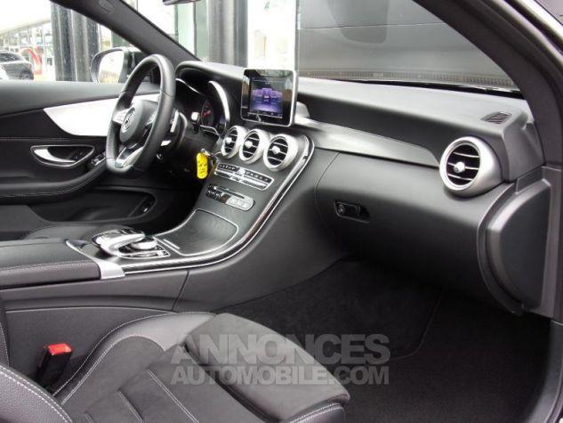 Mercedes Classe C Coupe Sport 220 d 170ch Sportline 9G-Tronic NOIR OBSIDIENNE Occasion - 2