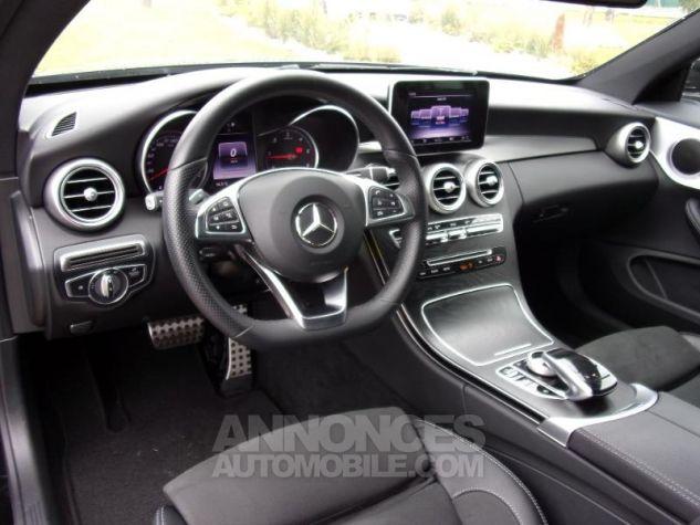 Mercedes Classe C Coupe Sport 220 d 170ch Sportline 9G-Tronic NOIR OBSIDIENNE Occasion - 3