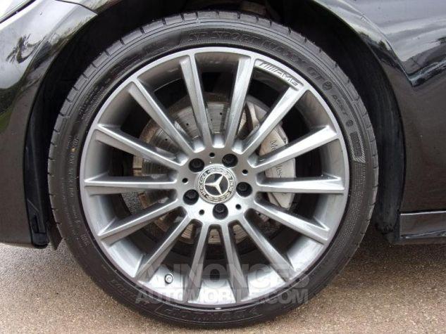 Mercedes Classe C Coupe Sport 220 d 170ch Sportline 9G-Tronic NOIR OBSIDIENNE Occasion - 7