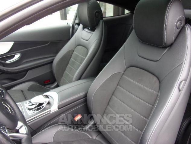 Mercedes Classe C Coupe Sport 220 d 170ch Sportline 9G-Tronic NOIR OBSIDIENNE Occasion - 11