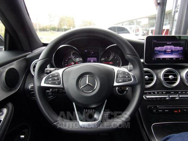 Mercedes Classe C Coupe Sport 220 d 170ch Sportline 9G-Tronic NOIR OBSIDIENNE Occasion - 14