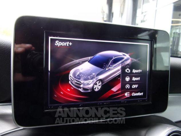 Mercedes Classe C Coupe Sport 220 d 170ch Sportline 9G-Tronic NOIR OBSIDIENNE Occasion - 16