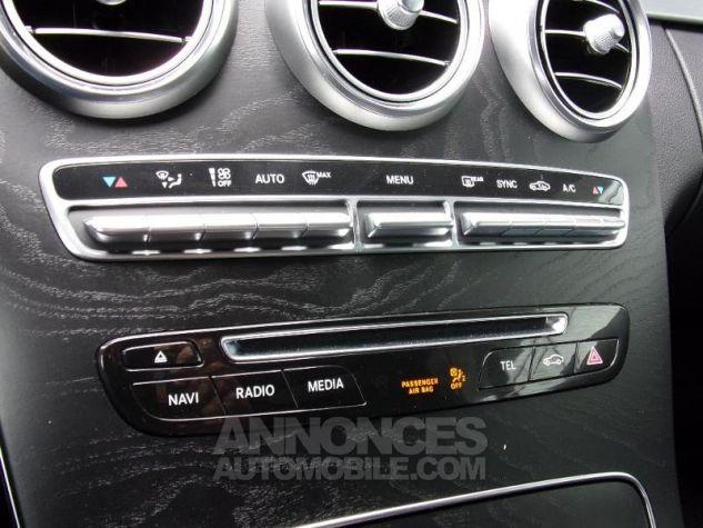 Mercedes Classe C Coupe Sport 220 d 170ch Sportline 9G-Tronic NOIR OBSIDIENNE Occasion - 17