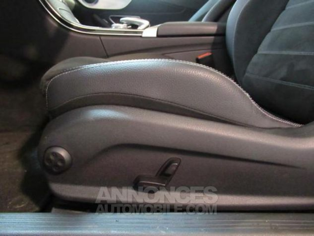 Mercedes Classe C Coupe Sport 220 d 170ch Sportline 9G-Tronic Blanc Occasion - 10