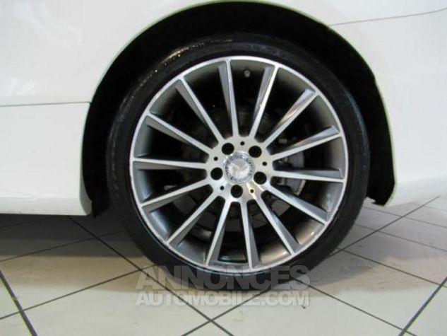 Mercedes Classe C Coupe Sport 220 d 170ch Sportline 9G-Tronic Blanc Occasion - 15