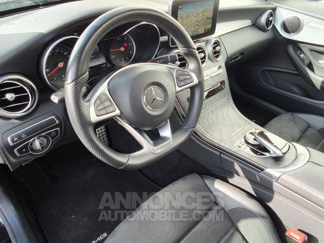 Mercedes Classe C Coupe Sport 220 d 170ch Sportline 9G-Tronic Noir Obsidienne Métallisé Occasion - 4