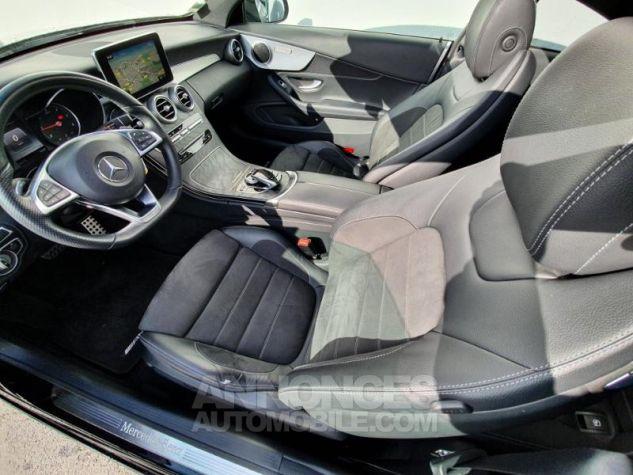 Mercedes Classe C Coupe Sport 220 d 170ch Sportline 9G-Tronic Noir Obsidienne Métallisé Occasion - 5