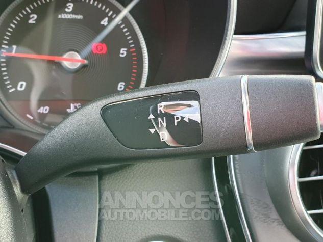 Mercedes Classe C Coupe Sport 220 d 170ch Sportline 9G-Tronic Noir Obsidienne Métallisé Occasion - 14