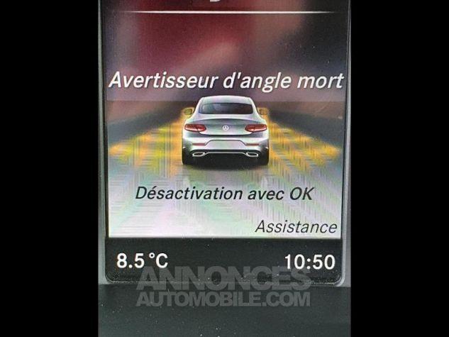 Mercedes Classe C Coupe Sport 220 d 170ch Sportline 9G-Tronic Noir Obsidienne Métallisé Occasion - 16