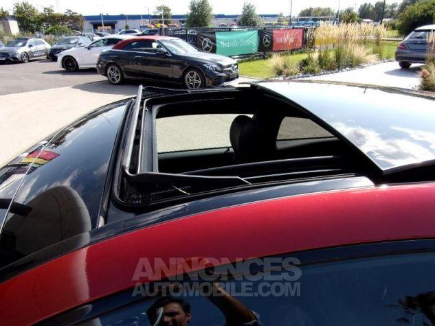 Mercedes Classe C Coupe Sport 220 d 194ch AMG Line 9G-Tronic Euro6d-T Rouge jacinthe designo métalli Occasion - 13