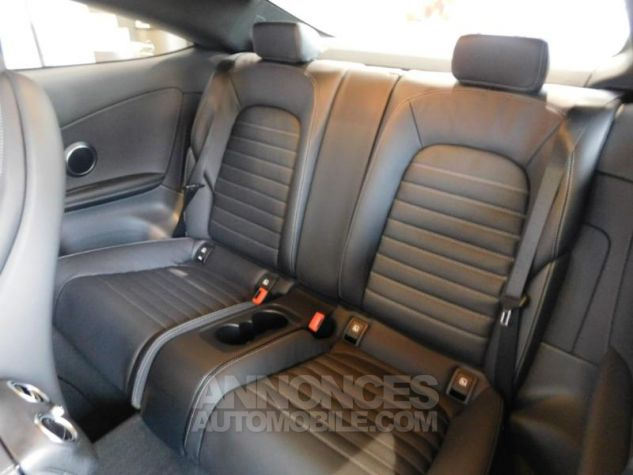 Mercedes Classe C Coupe Sport 250 d 204ch Fascination 9G-Tronic GRIS SELENITE Occasion - 5