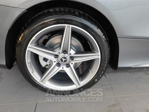 Mercedes Classe C Coupe Sport 250 d 204ch Fascination 9G-Tronic GRIS SELENITE Occasion - 13