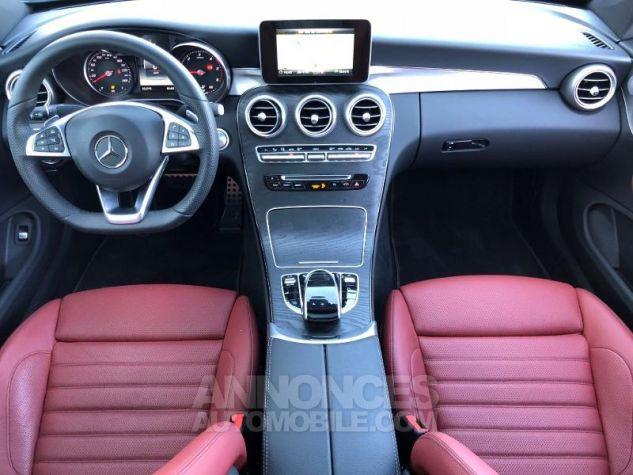 Mercedes Classe C Coupe Sport 250 d 204ch Sportline 4Matic 9G-Tronic Gris sélénite métallisé Occasion - 3