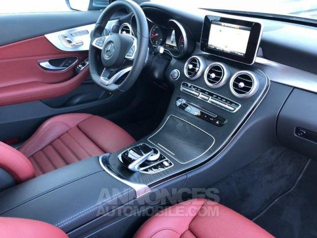 Mercedes Classe C Coupe Sport 250 d 204ch Sportline 4Matic 9G-Tronic Gris sélénite métallisé Occasion - 4