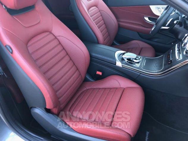 Mercedes Classe C Coupe Sport 250 d 204ch Sportline 4Matic 9G-Tronic Gris sélénite métallisé Occasion - 5