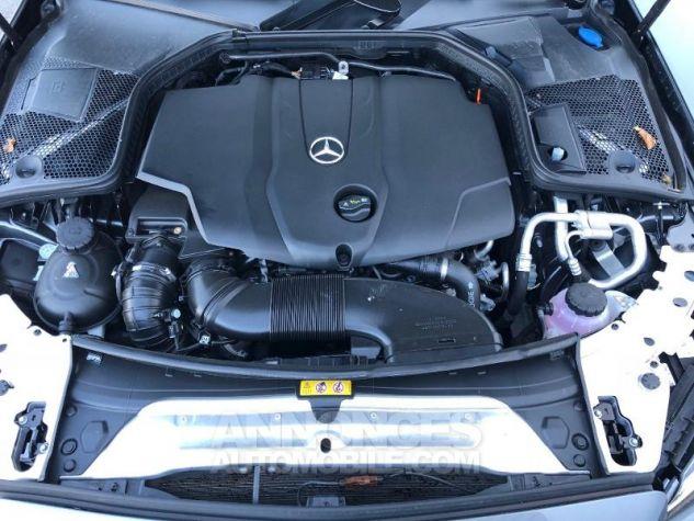 Mercedes Classe C Coupe Sport 250 d 204ch Sportline 4Matic 9G-Tronic Gris sélénite métallisé Occasion - 9